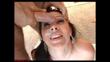 Сборник спермовыстрелов на самую развратную порноактрису Gianna Michaels.