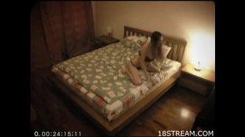 секс на скрытую камеру в номере гостиницы