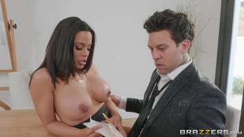 Профессиональное порно - горячие переговоры