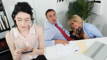 Как шеф и бухгалтерша Райан сводили дебет с кредитом