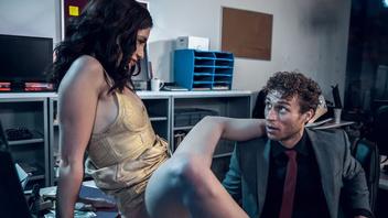 Джейн Уайлд сделает своему начальнику все что он попросит за повышение по работе