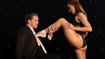 Нежный секс Ванны Бардот со своим парнем прямо перед ее свадьбой