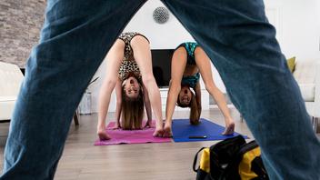 Соблазнительная йога