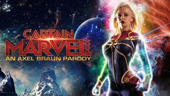 Капитан Марвел или как супергерои устроили себе небольшую оргию