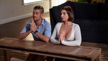Айви Лебель получает кайф от жаркого секса со своим похотливым любовником