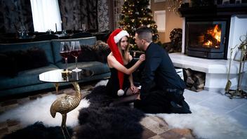 Их Рождество за  вкусным сексом, Ребекка Волпетти (Rebecca Volpetti)