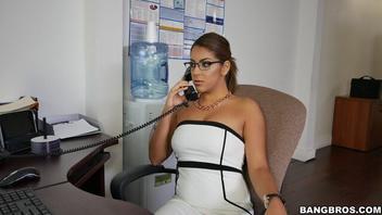 Офисная любовница Миа Мартинез (Mia Martinez)
