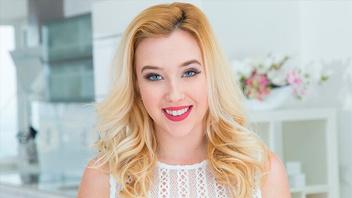 Сучка  блондинка для минета, анала и по пизде,  Саманта Рон (Samantha Rone)